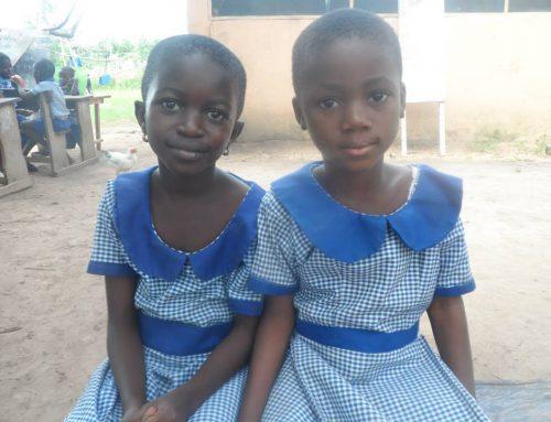Sister School in Ghana
