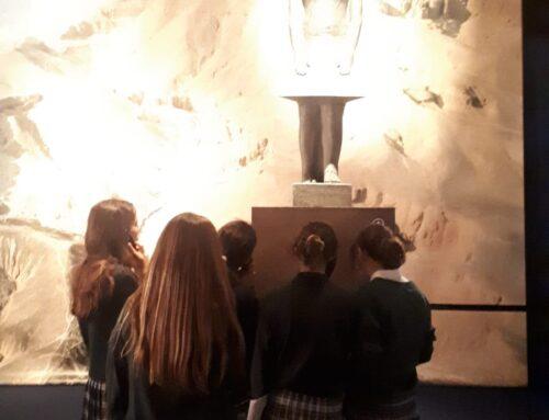 Exposición de Tutankhamón en Ifema