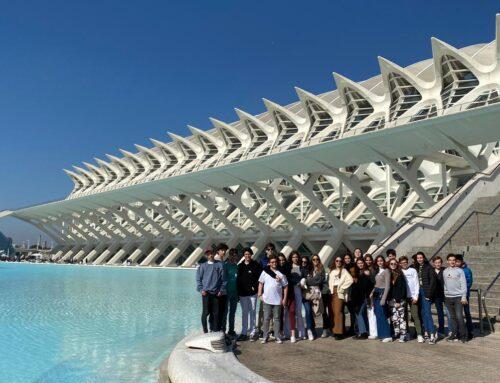 3º de ESO de viaje a Valencia