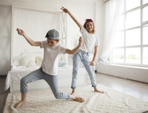 Actividades originales para niños y adolescentes en casa