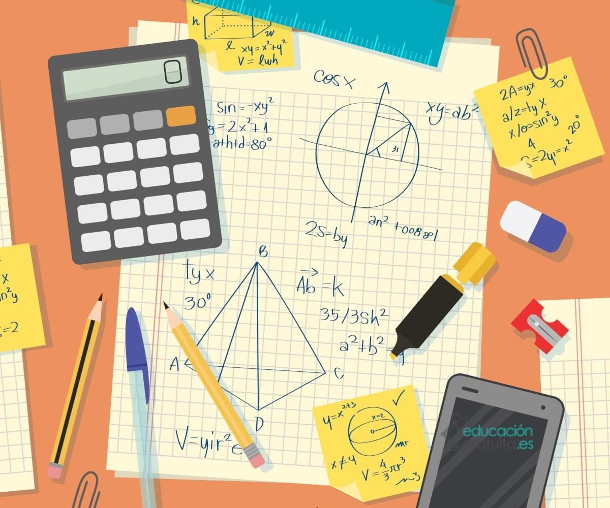 beneficios de las matematicas