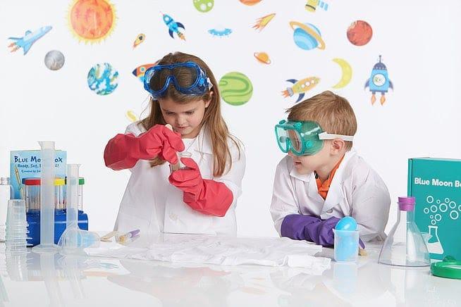 la importancia de la ciencia en la infancia