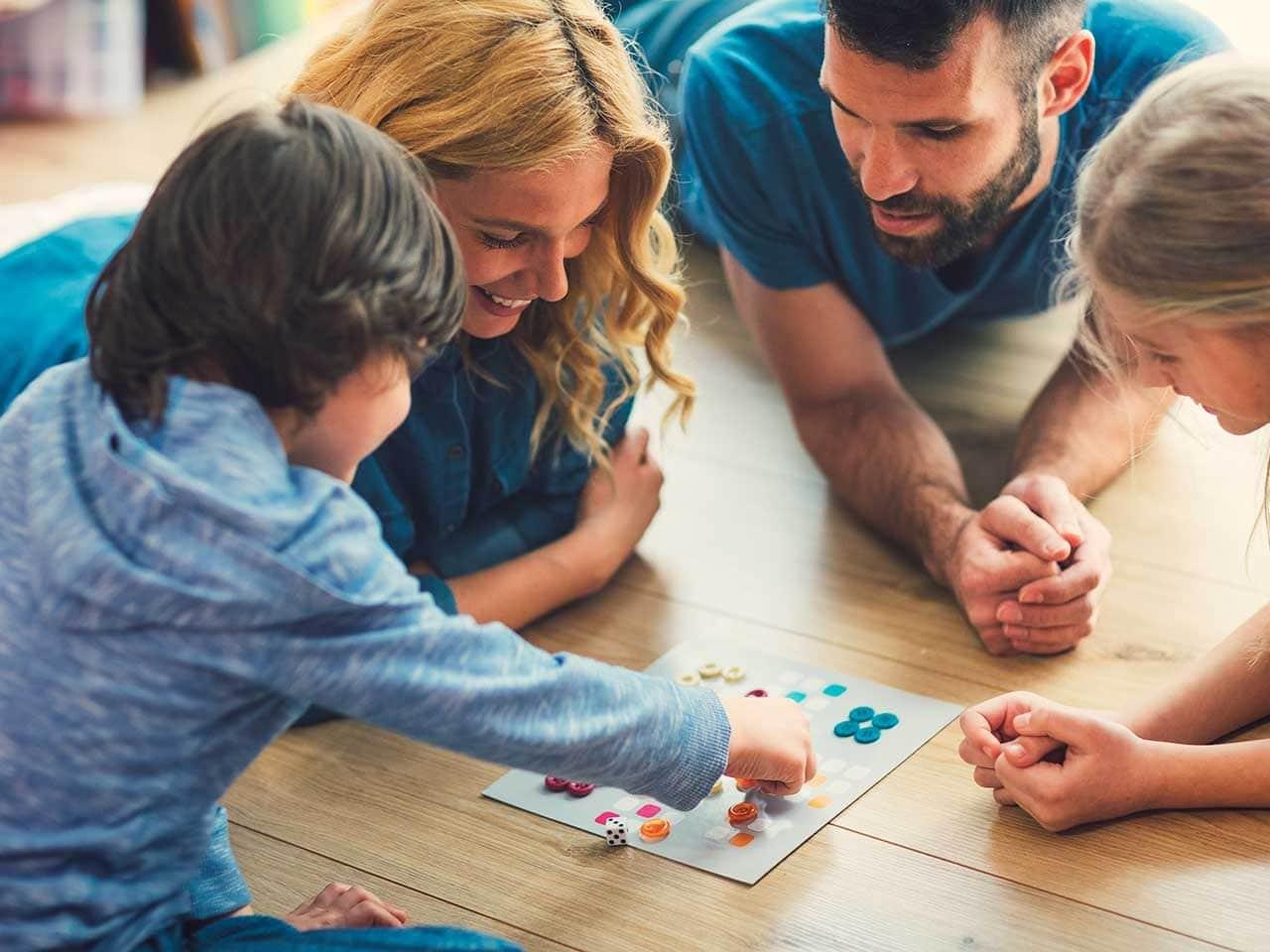 Mejores juegos de mesa para niños
