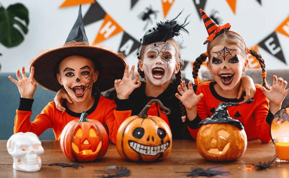 fiesta de halloween colegios