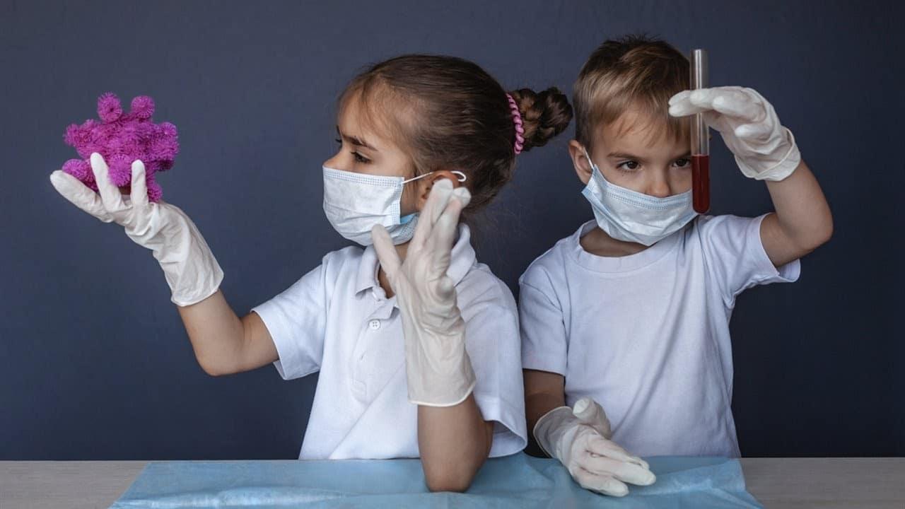 explicar a los niños vacuna covid19
