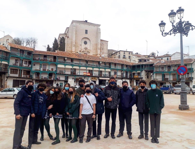 Visita 3º de la ESO a Chinchón