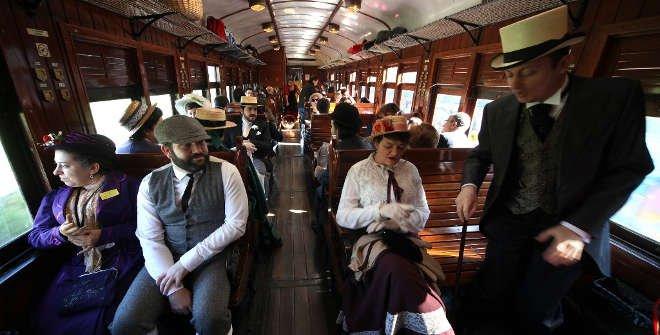 Los trenes turísticos son algunas de las propuestas a agendar.